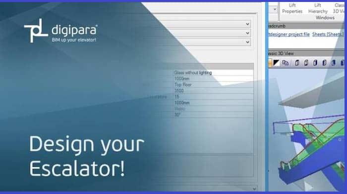آموزش طراحی آسانسور با لیفت دیزاینر,آموزش کار نرم افزار لیفت دیزاینر,آموزش لیفت دیزاینر,