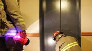 باز شدن در های آسانسور,خرابی آسانسور,خفگی در آسانسور,