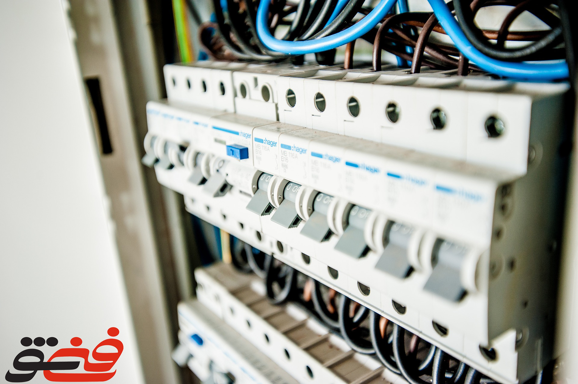 سیم کشی برق ساختمان,مراحل برق کشی ساختمان,آموزش برق ساختمان,