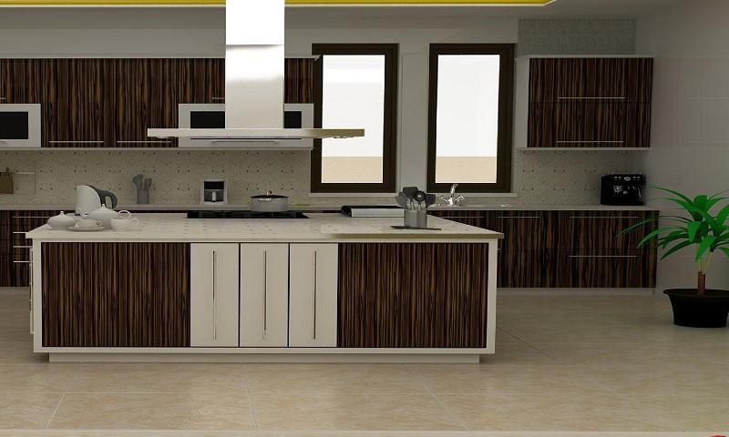 بررسی ابعاد آشپزخانه,جنس کابینت,ساخت کابینت,