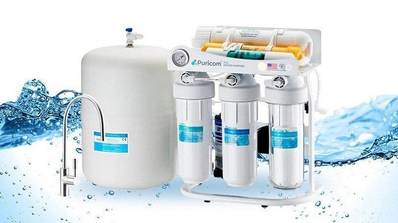 بهترین دستگاه تصفیه آب خانگی,تصفیه آب خانگی,دستگاه تصفیه آب,