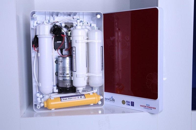 نحوه نصب دستگاه تصفیه آب خانگی,نصب دستگاه تصفیه آب خانگی,دستگاه تصفیه آب,