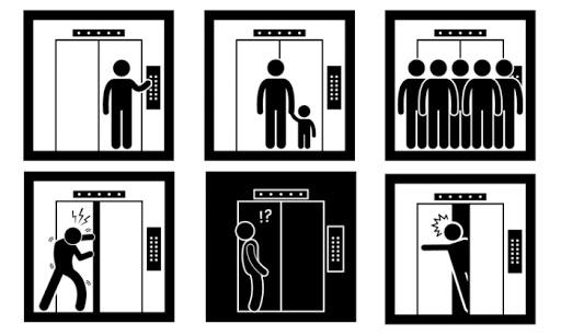 نکاتی درباره ایمنی آسانسور