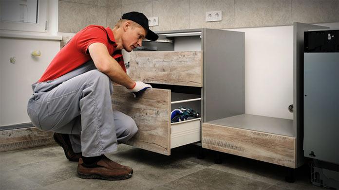 آموزش ساخت کابینت,آموزش ساخت و نصب کابینت,آموزش نصب کابینت,