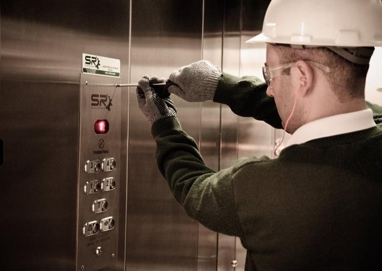 حرفه آسانسور,شغل آسانسور در خارج از کشور,شغل فنی پردرآمد,