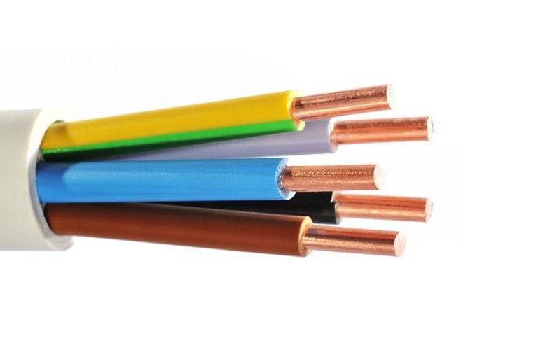 انواع سیم در سیم کشی ساختمان,انواع سیم در صنعت ساختمان,انواع کابل برق,