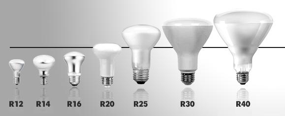 لامپ سری AR,لامپ سری PAR,لامپ لینسترا,