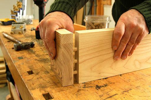 اتصال کام و زبونه,اتصال لب به لب,اتصالات چوبی,