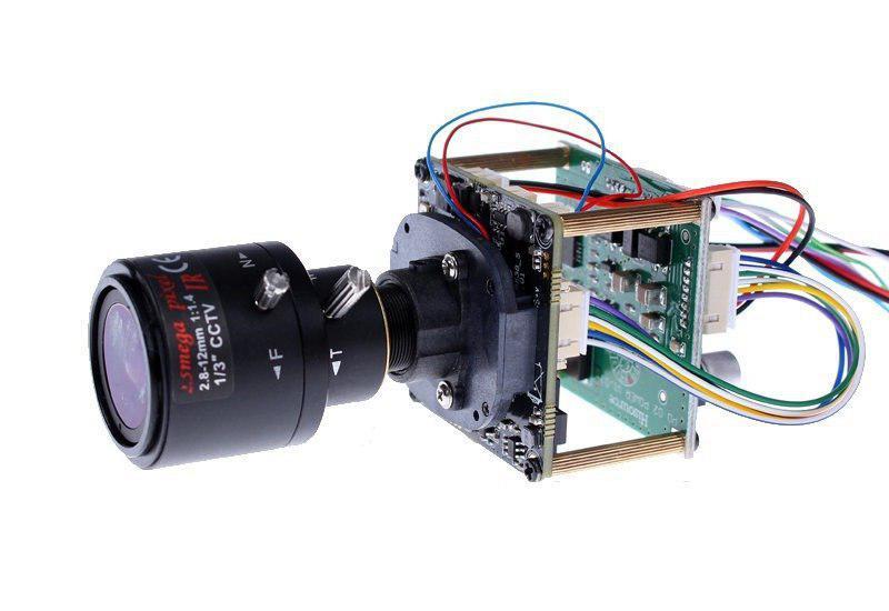 قطعات دوربین مداربسته,کیفیت دوربین مداربسته,لنز دوربین مداربسته,