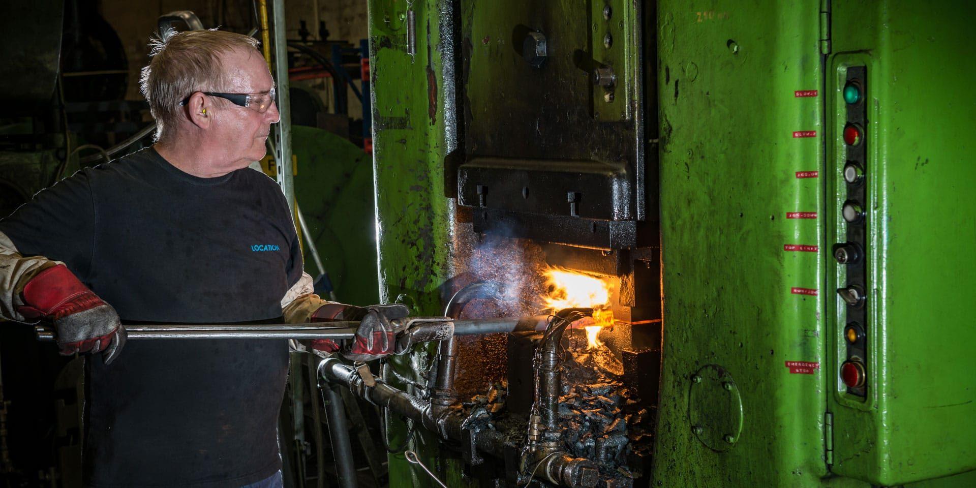 آهنگری پرسی,آهنگری چیست,انواع آهنگری,