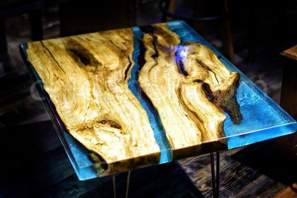 رزین چیست,کار با رزین در چوب,وودگلس,